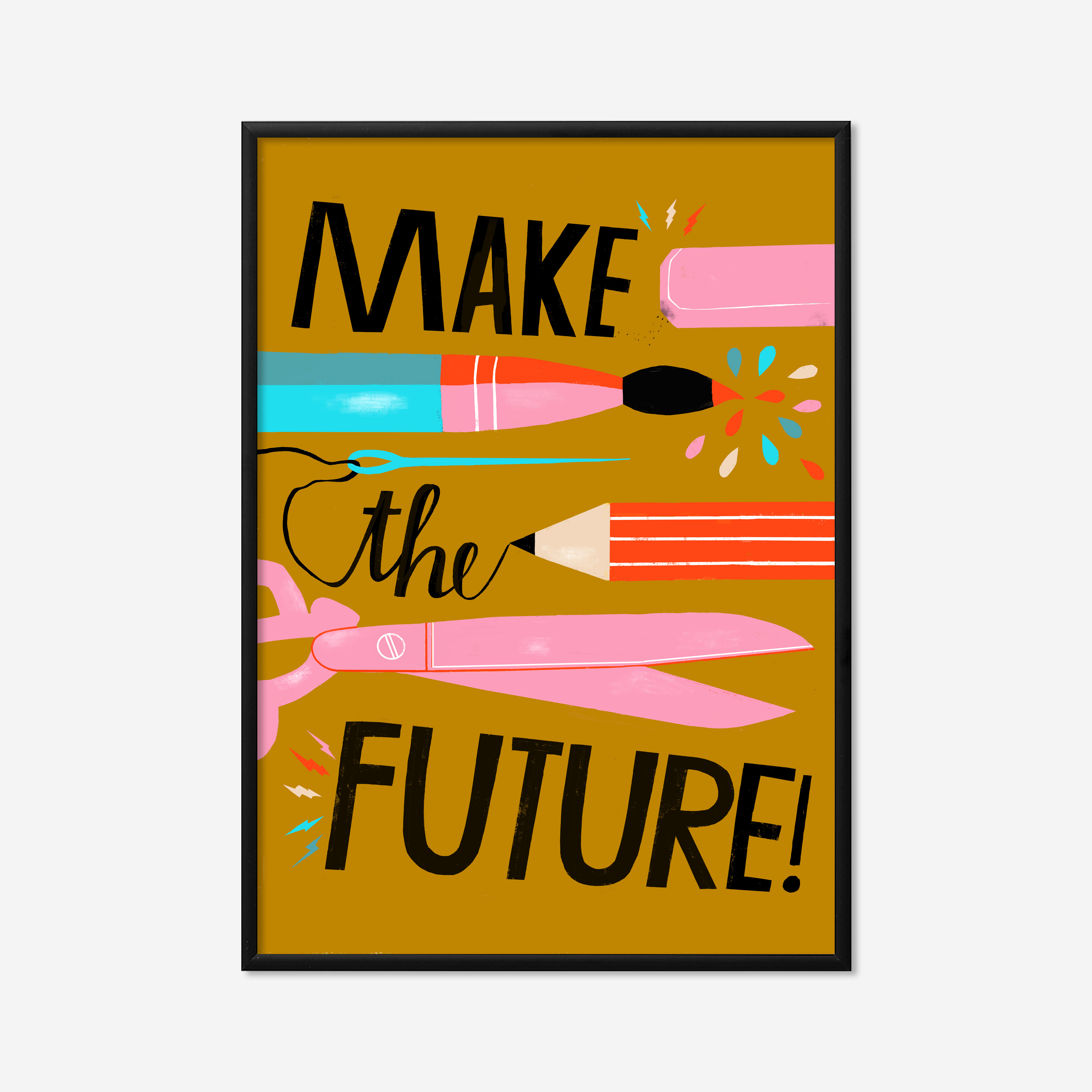 Lisa Congdon - Make the Future